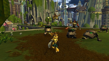 Ratchet and Clank Trilogy - 47160