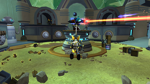 Ratchet and Clank Trilogy - 47163