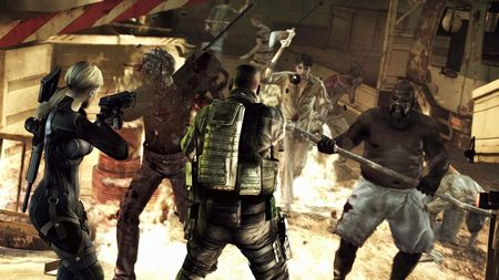 Resident Evil 5: Gold Edition - 39146