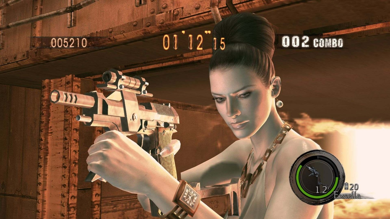 Resident Evil 5: Gold Edition - 39148