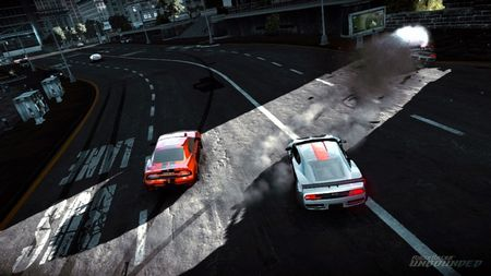 Ridge Racer Unbounded - 46285