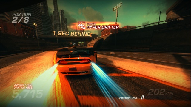 Ridge Racer Unbounded - 46278