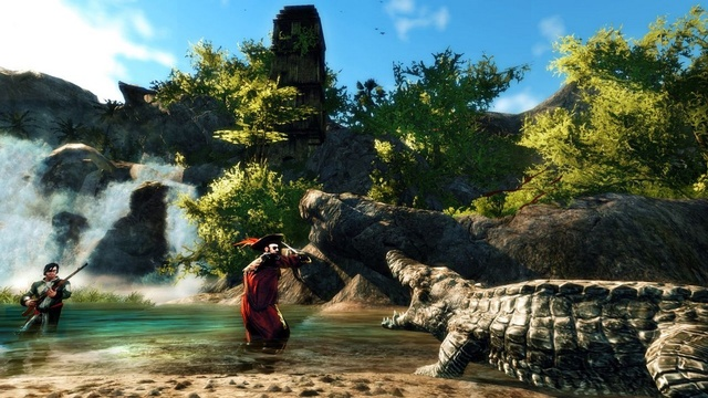 Risen 2: Dark Waters - 44469