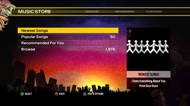 Rock Band Blitz - 47221