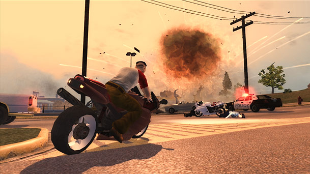 Saints Row 2 - 23007