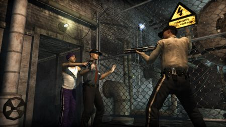 Saints Row 2 - 23001