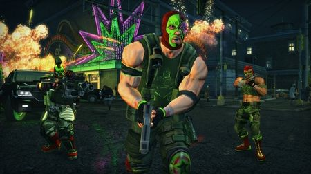 Saints Row: The Third - 45365