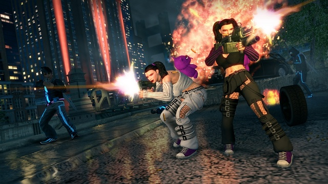Saints Row: The Third - 45348