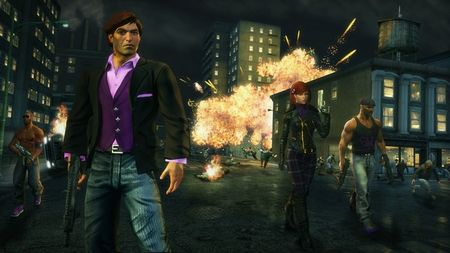 Saints Row: The Third - 45356