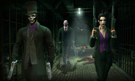 Saints Row: The Third - 45345