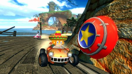 Sonic & Sega All-Stars Racing - 35502