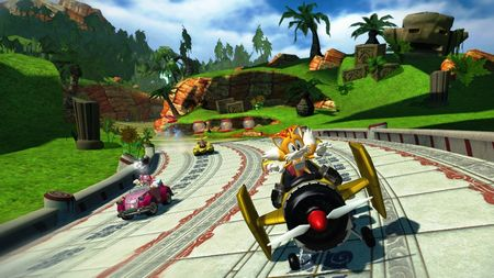 Sonic & Sega All-Stars Racing - 35503