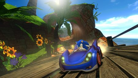 Sonic & Sega All-Stars Racing - 35507
