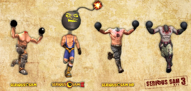 Serious Sam 3: BFE - 45582