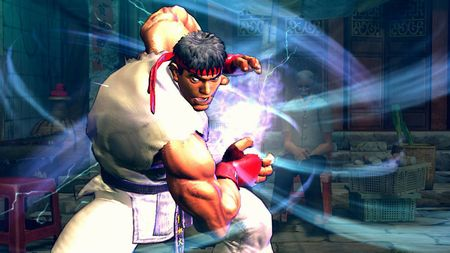 Super Street Fighter IV - 32588