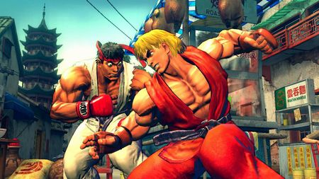 Super Street Fighter IV - 32589