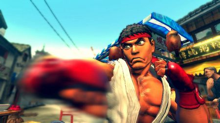 Super Street Fighter IV - 32590