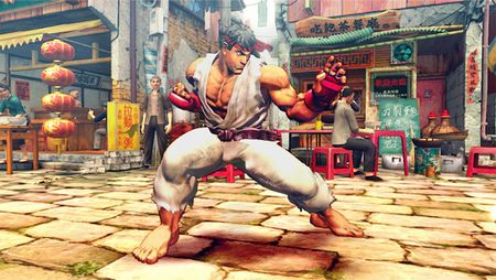Super Street Fighter IV - 32592