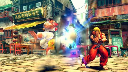 Super Street Fighter IV - 32595