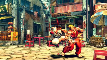 Super Street Fighter IV - 32596