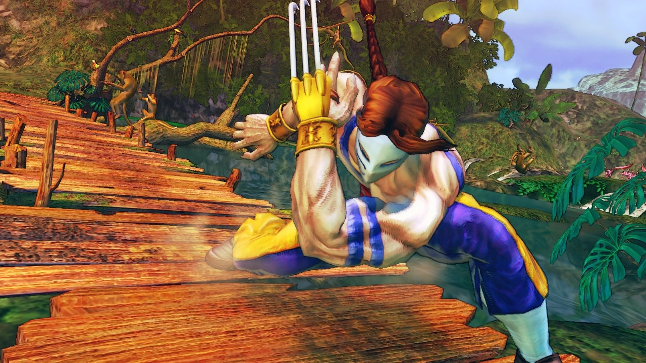 Super Street Fighter IV - 32511