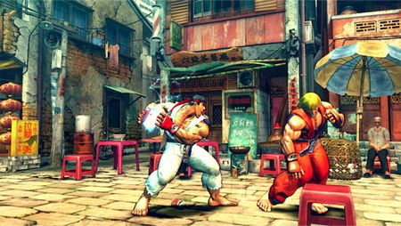 Super Street Fighter IV - 32597