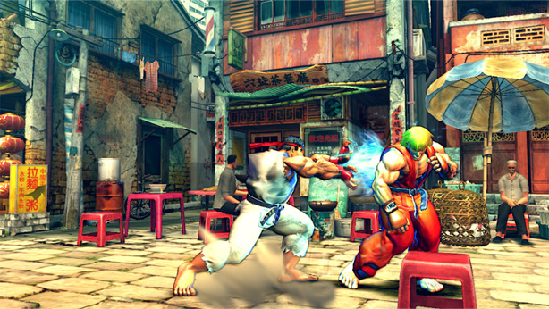 Super Street Fighter IV - 32598
