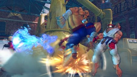 Super Street Fighter IV - 32516