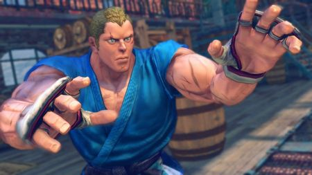 Super Street Fighter IV - 32517