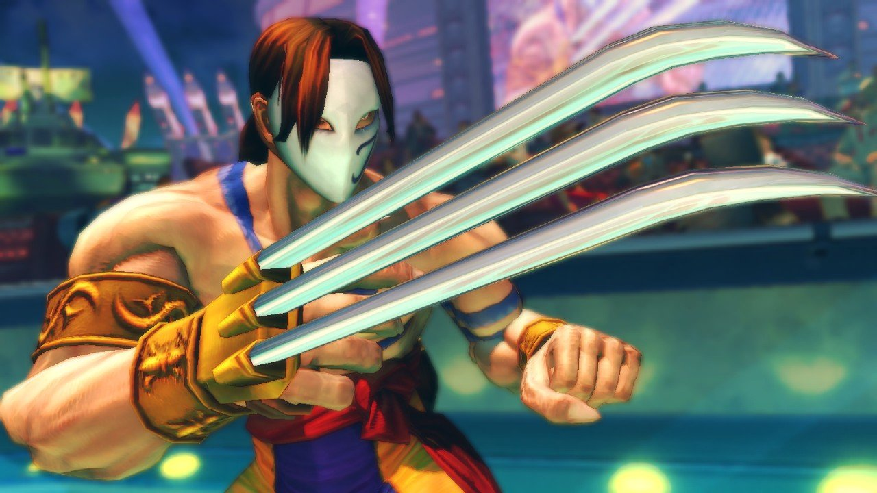 Super Street Fighter IV - 32518