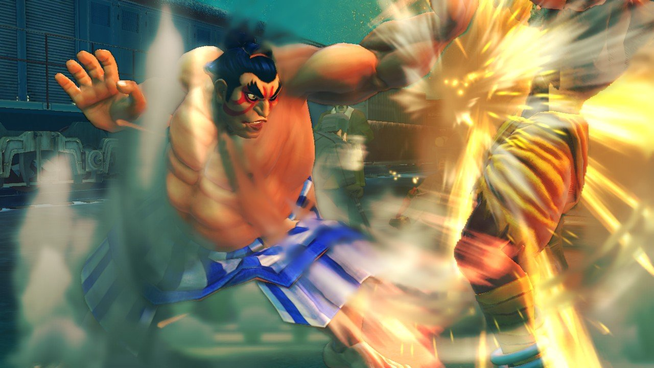 Super Street Fighter IV - 32519