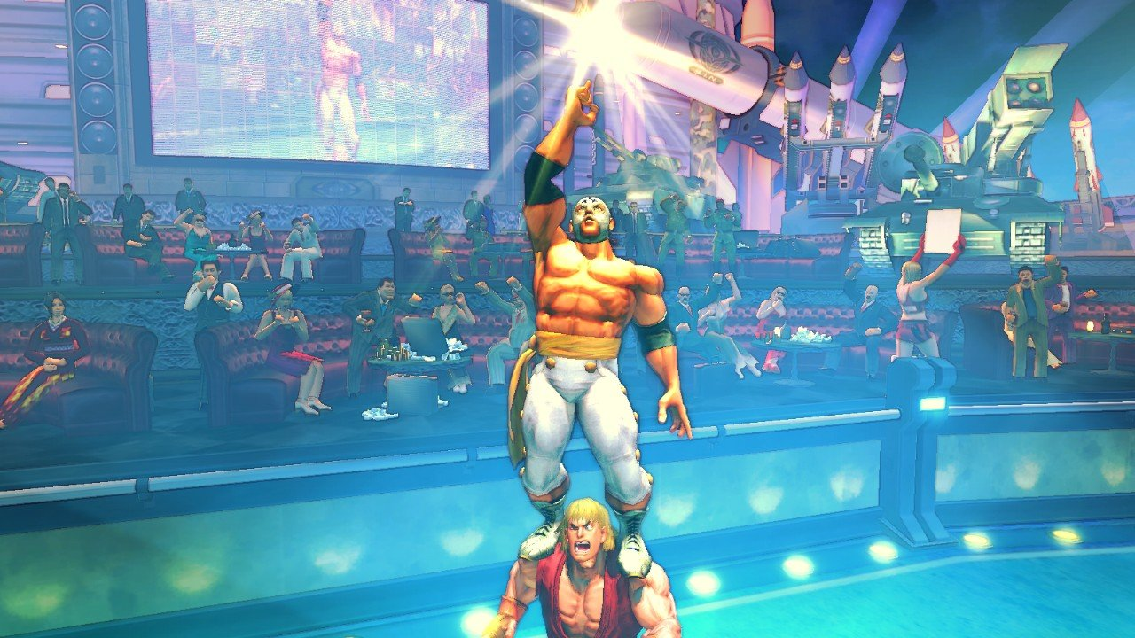 Super Street Fighter IV - 32520