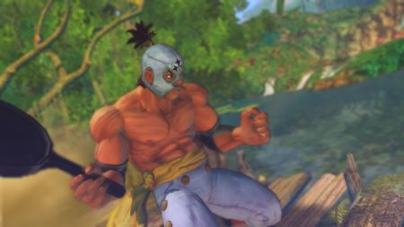 Super Street Fighter IV - 32521