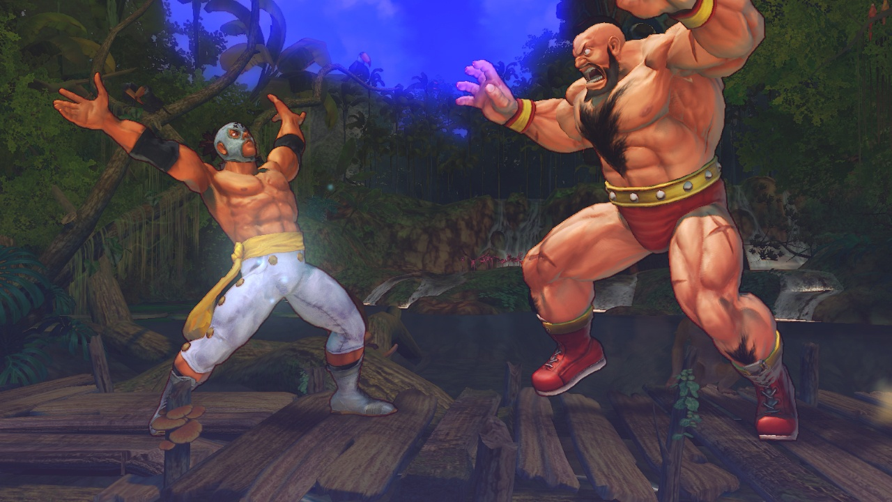Super Street Fighter IV - 32522