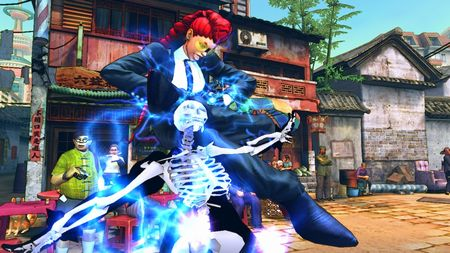 Super Street Fighter IV - 32523