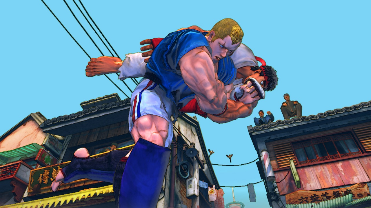 Super Street Fighter IV - 32467
