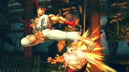 Super Street Fighter IV - 32468