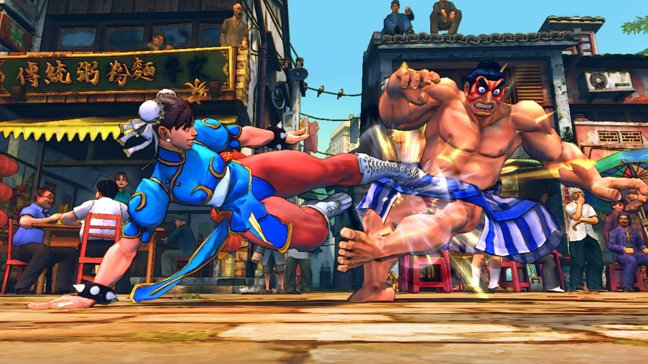 Super Street Fighter IV - 32469