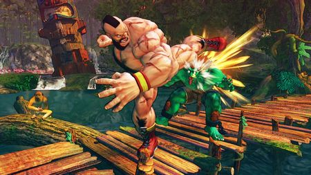 Super Street Fighter IV - 32470