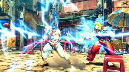 Super Street Fighter IV - 32599