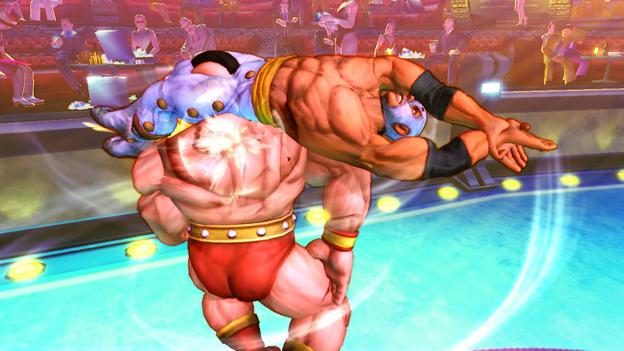 Super Street Fighter IV - 32472