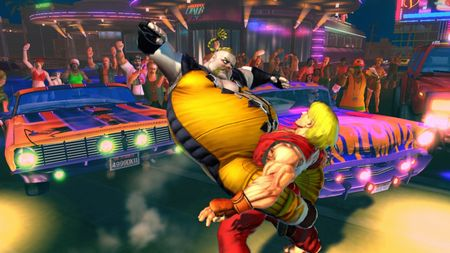 Super Street Fighter IV - 32474