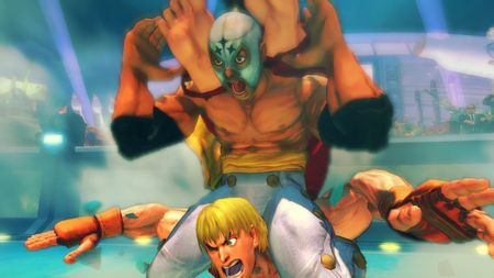 Super Street Fighter IV - 32475