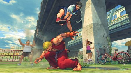 Super Street Fighter IV - 32476