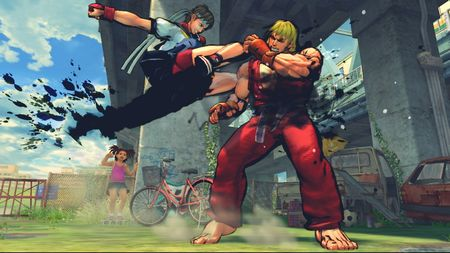 Super Street Fighter IV - 32477