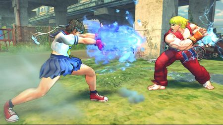 Super Street Fighter IV - 32478