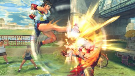 Super Street Fighter IV - 32479