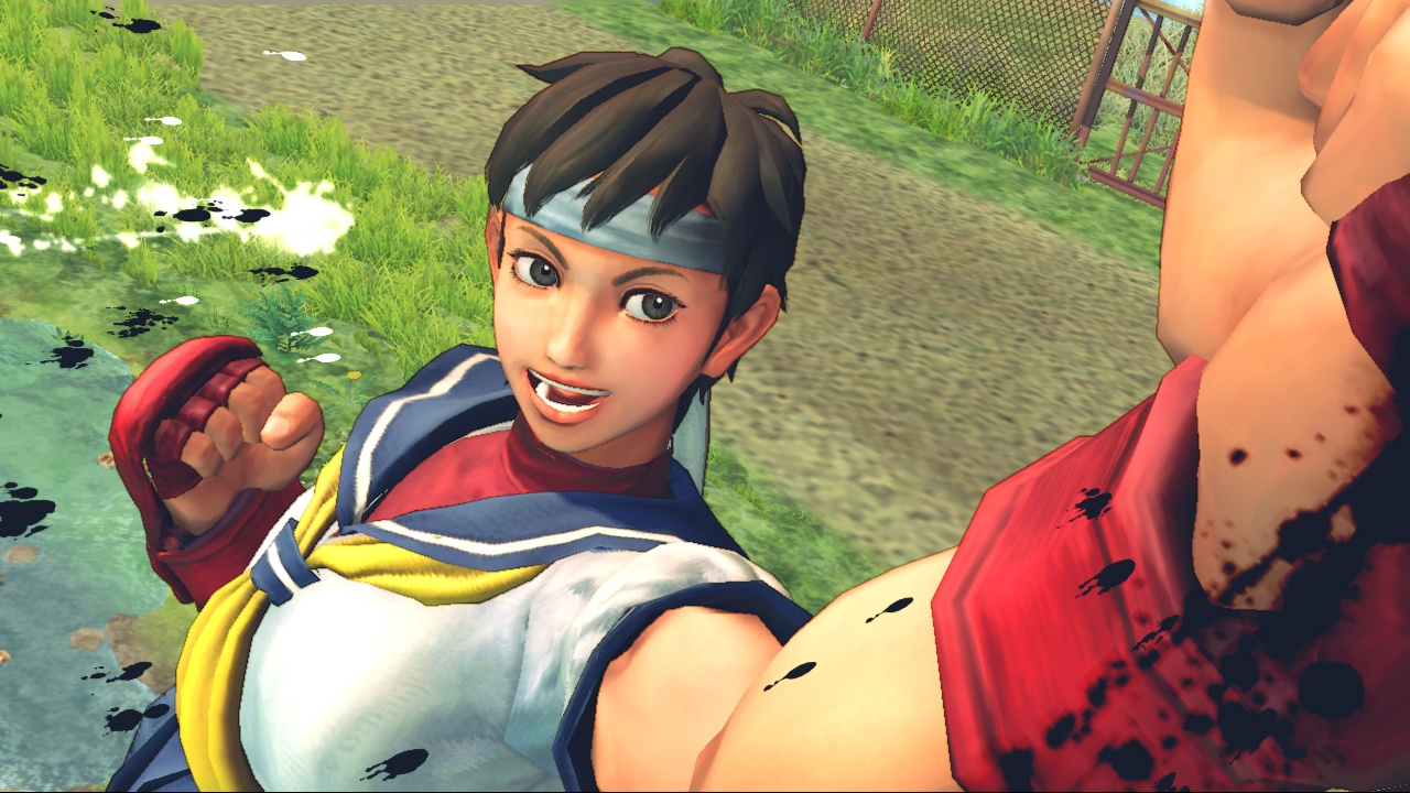 Super Street Fighter IV - 32480