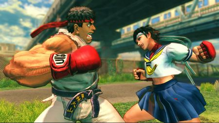 Super Street Fighter IV - 32481