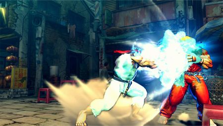 Super Street Fighter IV - 32600
